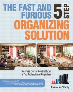 Fast and Furious 5-Step Organizing Solution