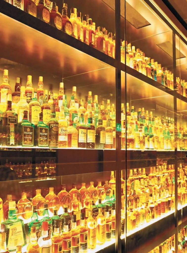 WhiskeyBottles