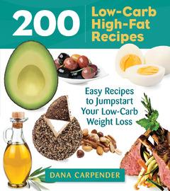 200 Low Carb High Fat Recipes