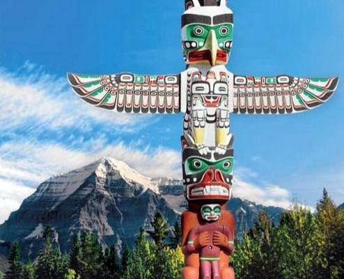 Totem Pole Meaning Body Mind Beauty Health